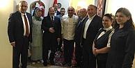 Akar AGİTPA Komisyonu ile Lüksenburgta