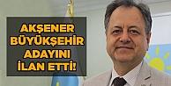 Akşener, Büyükşehir adayını ilan etti!