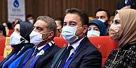 Ali Babacan partisinin Kocaeli İl Kongresine katıldı