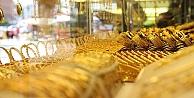 Altının gram fiyatı bir ayın en düşük seviyesinde