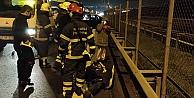 Anadolu Otoyolunda Zincirleme Trafik Kazası: 7 Yaralı