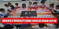 Anaokulu Üniversitesinde  Mehmet Akif Ersoy anlatıldı