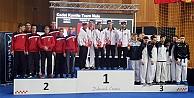 Avrupada karatecilerden  büyük başarı