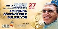 Aziz Sancar GTÜde!