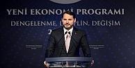 Bakan Albayrak, Yeni Ekonomi Programını açıkladı
