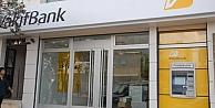 Bankada gergin anlar