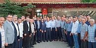 Başbakan Yardımcısı Fikri Işık İzmitin Köylerinde