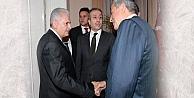 Başbakanla görüştü!