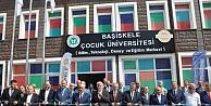 Başiskelede Çocuk Üniversitesi açıldı