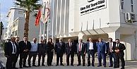 KOTOdan, SAİK yönetimiyle Kıbrısa iş ziyareti