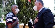 Başkan Büyükakın, 'İşgalci İsrail, devlet terörü uyguluyor
