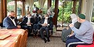Başkan Büyükakından gönül ziyaretleri