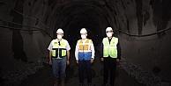 Başkan Büyükanın, Gebze OSB-Darıca Sahil Yolu Metrosunu inceledi
