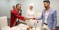 Başkan Çiftçi nikah kıydı