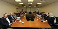 Başkan Demirci, Birim Müdürleriyle Yatırımları Konuştu