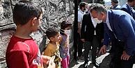 Başkan , Dilovasında vatandaşlarla bir araya geldi