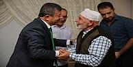 Başkan Karabacak hacı ziyaretlerini tamamladı