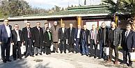 Başkan Köşker Kocaelinin muhtarlarını ağırladı