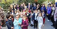 Başkan Muzaffer Bıyık, Özel Çocukları Yalnız Bırakmadı