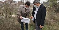 Başkan Şayir, Projeyi Yerinde İnceledi