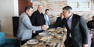 Başkan Şayir, STKlarla Dilovasını konuştu