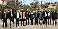 Başkan Şayir, ulaşım sorunlarını masaya yatırdı.