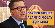 Başkan Türkkan, Gaziler Mesire Alanını sordu!