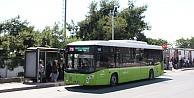 Bayramda Otobüs ve Tramvayla 370 Bin yolcu taşındı