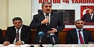 BBP Genel Başkanı Destici Gebze'de