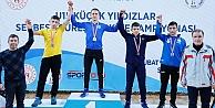 Bilal Türkiye Şampiyonu oldu