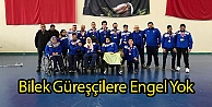 Bilek Güreşçilere Engel Yok