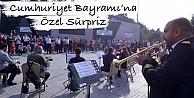 Büyükşehirden Cumhuriyet Bayramına Özel Sürpriz