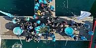 Büyükşehirden Körfeze 6 Bin Balık Daha