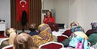 Büyükşehirden osteoporoz için farkındalık semineri