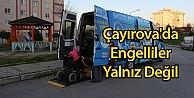 Çayırova'da Engelliler Yalnız Değil