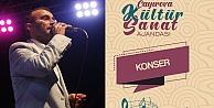 Çayırovada Ömer Karaoğlu konseri