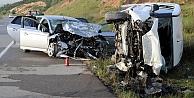 Çayırovada trafik kazası