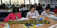 Çayırovanın Kitap Kurtları