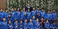 ÇESK Jimnastik başarıdan başarıya koşuyor