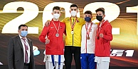 ÇESK sporcusu Gökbulak üçüncü oldu