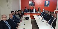 CHP Çayırovada yeni yönetim görev dağılımı yapıldı
