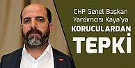 CHP Genel Başkan Yardımcısı Kayaya koruculardan tepki