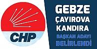 CHPde adaylar belirlendi