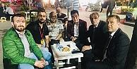 CHPden iftar sonrası ikram çadırı