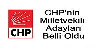 CHPnin Milletvekili Adayları Belli Oldu