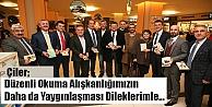 Çiler Kütüphaneler Haftasını Kutladı !