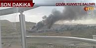 Cizrede bombalı saldırı