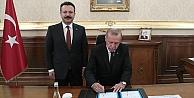 Cumhurbaşkanı Erdoğan, Kocaeli Valiliğini ziyaret etti