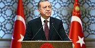 Cumhurbaşkanı Erdoğandan liderlere referandum tebriği