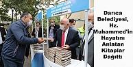 Darıca Belediyesi, Hz. Muhammed#39;in Hayatını Anlatan Kitaplar Dağıttı